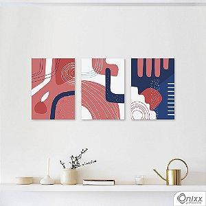 Kit de Placas Decorativas Colors Sweet