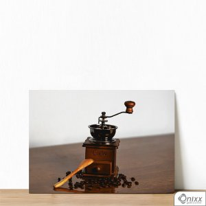 Placa Decorativa Craft Coffee