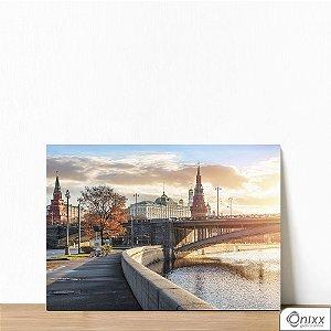 Placa Decorativa Moscow Kremlin