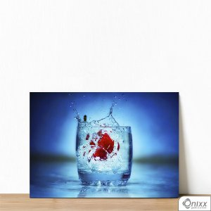 Placa Decorativa Fiorin Drink