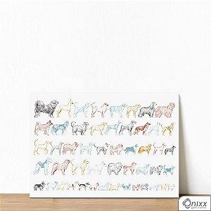 Placa Decorativa Dog Lover