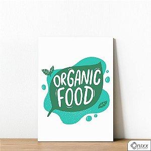 Placa Decorativa Série Cooking Colors ( Organic )