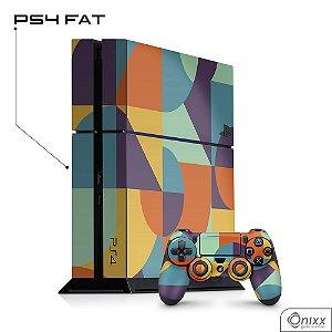 Skin Adesiva PS4 Color Pop