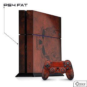Skin PS4 Evil Skull