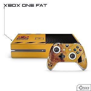 Skin Xbox Não Pule No Lixo Radioativo