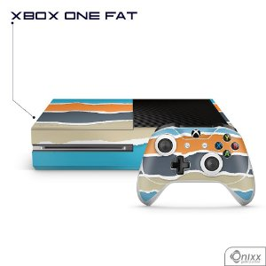 Skin Adesiva Xbox Cool Stripes