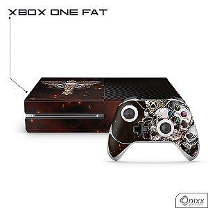 Skin Xbox Skulls