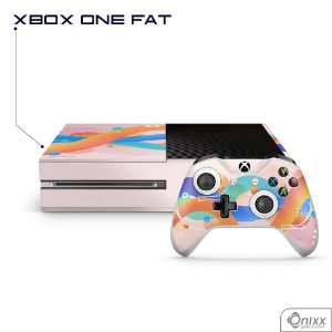 Skin Xbox Summer Colors