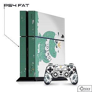 Skin Adesiva PS4 Dino