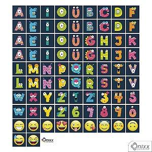 Alfabeto Monstrinhos