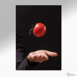 Placa Decorativa Tomato A4