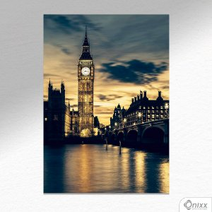 Placa Decorativa Big Ben PB A4