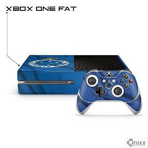 Skin Adesiva Xbox Flag Cruzeiro
