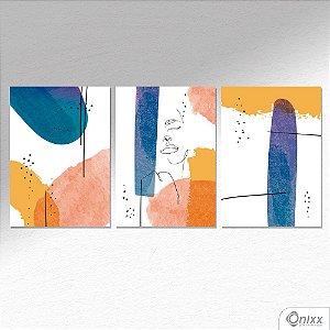 Kit de Placas Decorativas Feelings  A4