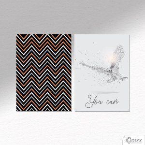 Kit de Placas Decorativas You Can A4