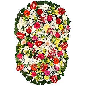 Coroa de Flores Saudade Nobre