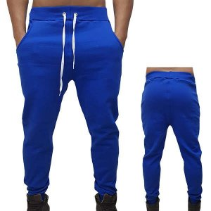 Calça Skinny Lisa Azul Claro