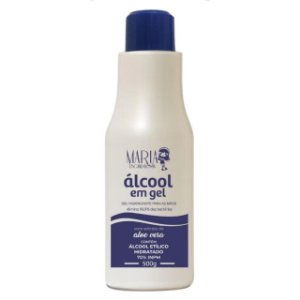 Álcool Gel 70% Antisséptico Maria Escandalosa 500ml