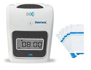 Relógio Ponto Cartográfico Printnox + 50 cartões