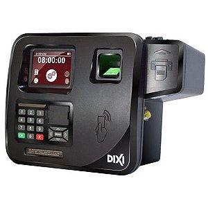 Relógio Ponto Eletrônico IREP Bio + Smart + Senha
