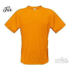 Camiseta Poliester - Laranja Abobora