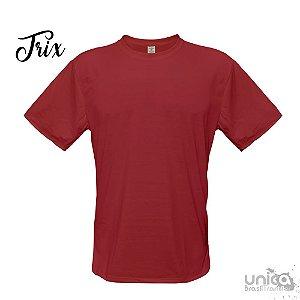 Camiseta Poliester - Vermelha