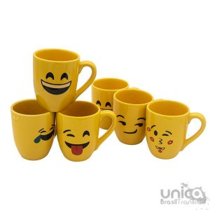 Caneca Emoji - 325ml