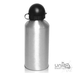 Squeeze Bolinha Prata - 500ml