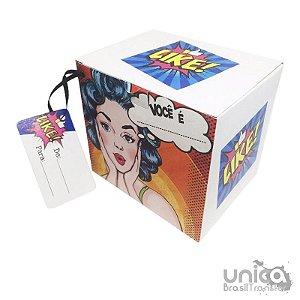 Caixinha Para Caneca Pop Art Like - 12 Unidades