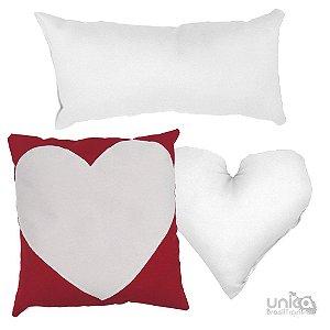 Kit Namorados - Almofadas Corações Para Sublimação