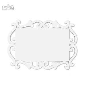 Placa Arabesca Regular de MDF 29X21