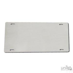 Placa de Carro 6mm - MDF Resinado