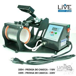 Prensa Cilíndrica  Live