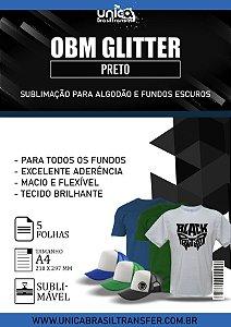 OBM GLITTER 5 FOLHAS