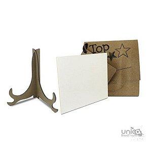 Kit Azulejo de Cerâmica 15x15 + Caixinha + Suporte FOSCO
