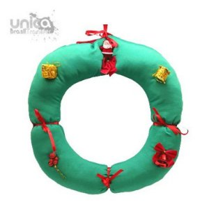Guirlanda Verde de Natal