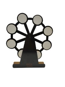 Roda Gigantge MDF Lux