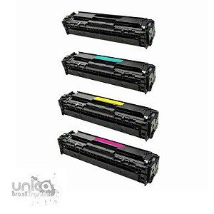 Toner Compatível Com Impressora HP CF410A CF411A CF412A CF413A