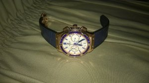 83b6ca554f2 Réplica de Relógio Hublot Geneve Big Bang Automatic Rose