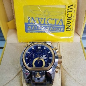 73b9fc40693e2 Réplica de Relógio Tag Heuer F1 Calibre 16 Dourado - Anchor Co Store