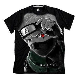 Camiseta Naruto Kakashi