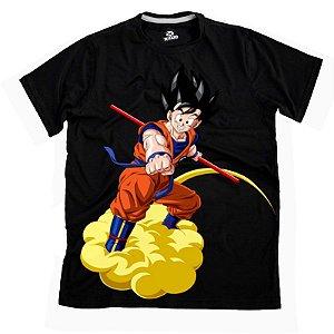 Camiseta Dragon Ball Nuven Voadora