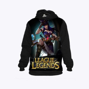 Moletom League of Legends