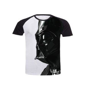 Camiseta Raglan Star Wars