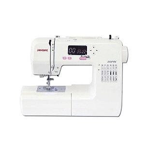 Máquina de Costura Janome 2018DC para Quilt e Patchwork