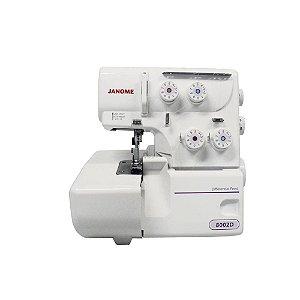 Máquina de Costura Overlock Doméstica Janome 8002d