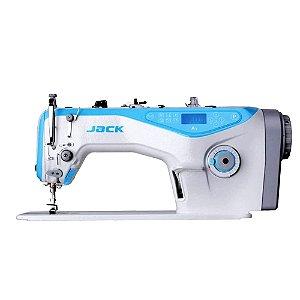 Máquina de Costura Reta Industrial Jack A3 Direct Drive com Kit Calcadores + Bobinas + Agulhas