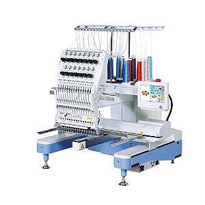 Máquina de Bordado Happy Industrial 15 Agulhas HCD2-1501-40
