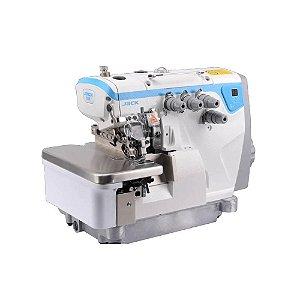 Máquina de Costura Overlock Jack JK- C4-4-M03/333 4 fios 2 agulhas Ponto Cadeia Direct Drive