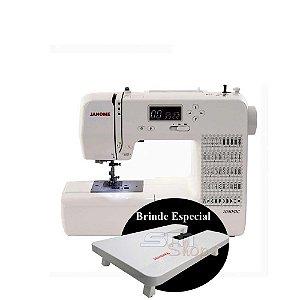 Máquina de Costura Janome 1050DC Ideal para Quilt e Patchwork